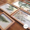 set-de-cuadros-hojas-naturales-posters