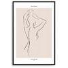 espalda-mujer-cuadro-posters