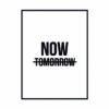 now-tomorrow-cuadro-textos